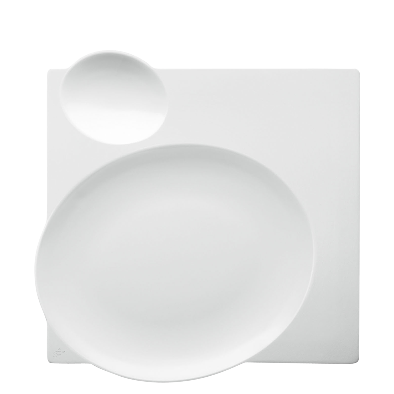 Teller quadratisch