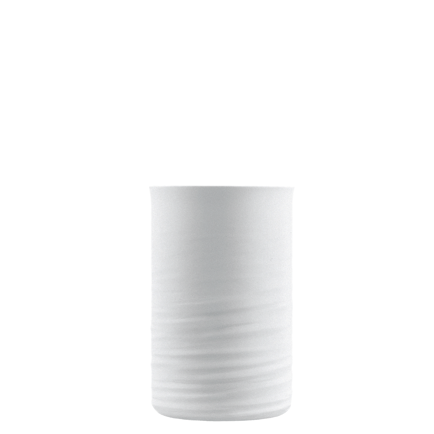 Mug double-walled (relief wave)