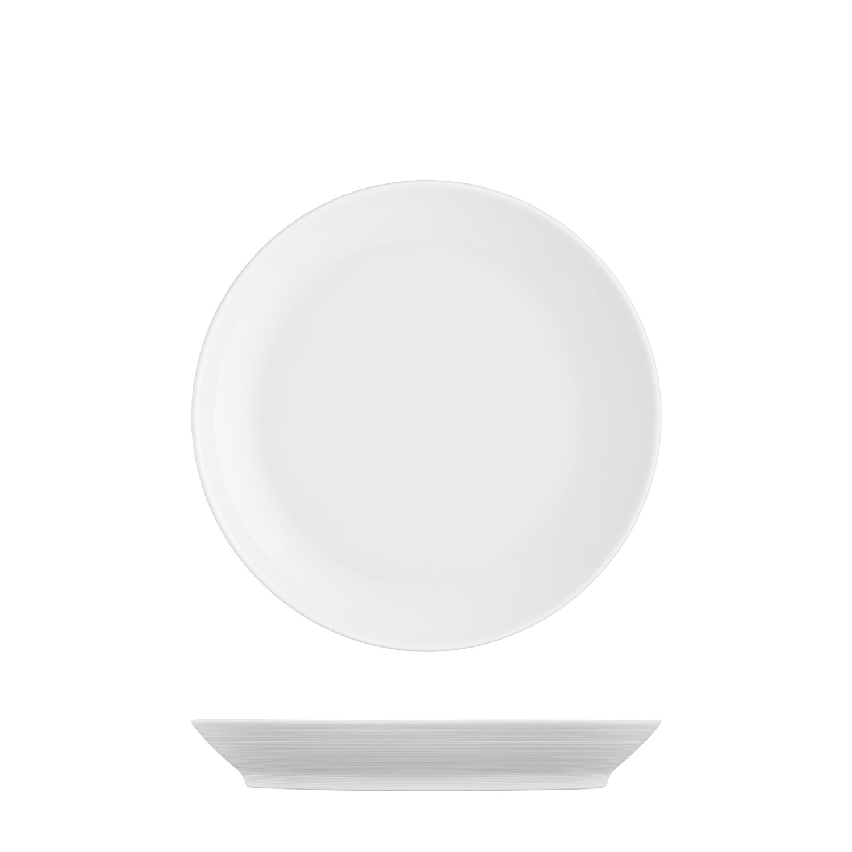 Breakfast plate weiß
