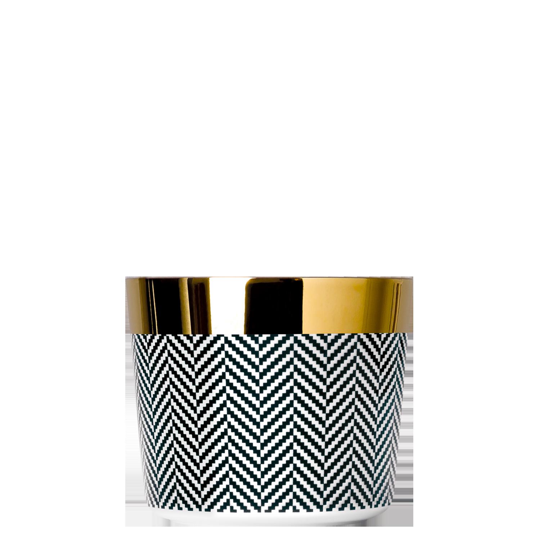 Champagne goblet Fashion Herringbone