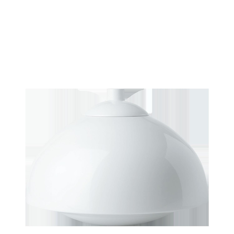 Vase SEDUCTION, white