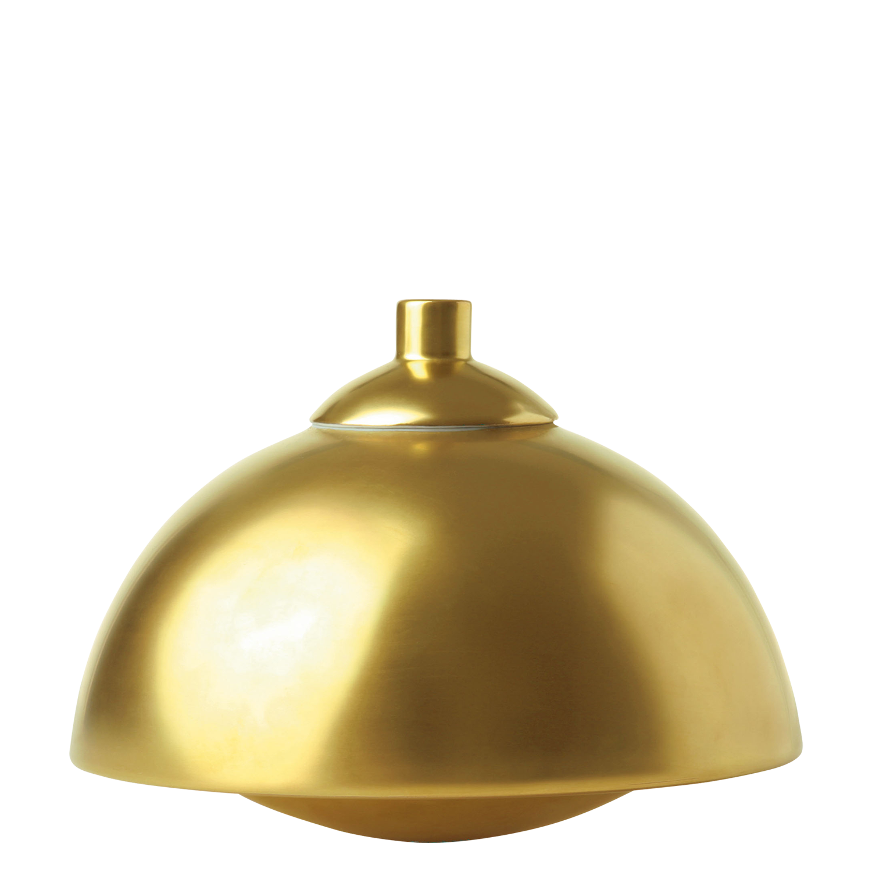 Vase SEDUCTION, gold
