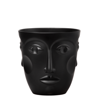 Sektkühler FACES, SATIN BLACK