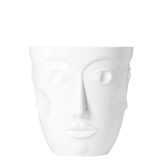Sp. wine cooler FACES, white