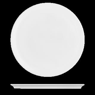 Speiseteller weiß