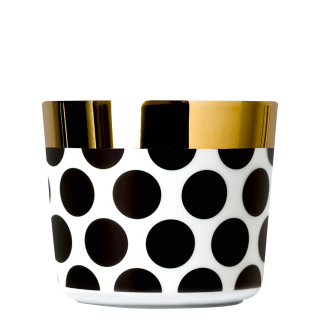 Champagne goblet Dots