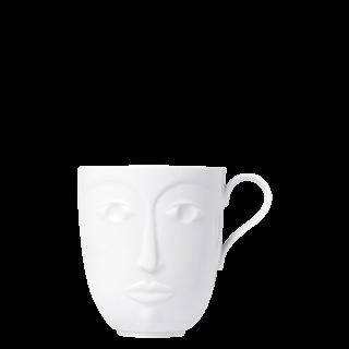 Mug HOT, white