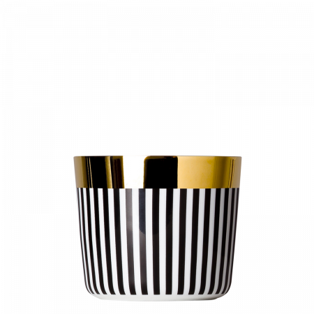Champagne goblet, CA` D`ORO, vertical stripes