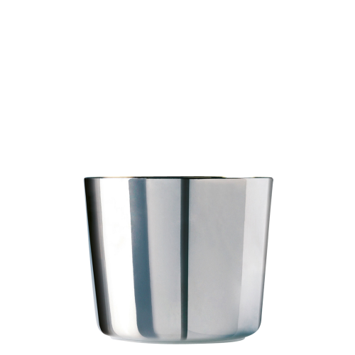 Becher Platinum, Plain, glatt