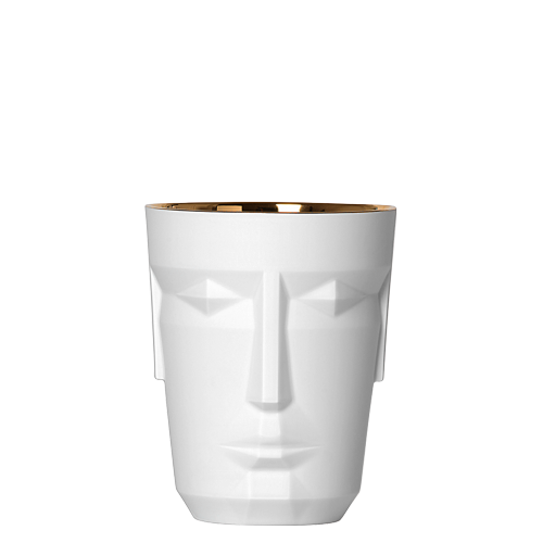 Tumbler PROMETHEUS, satin-finished, gold