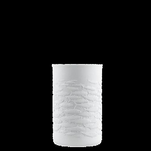 Becher (Relief Fischschwarm)