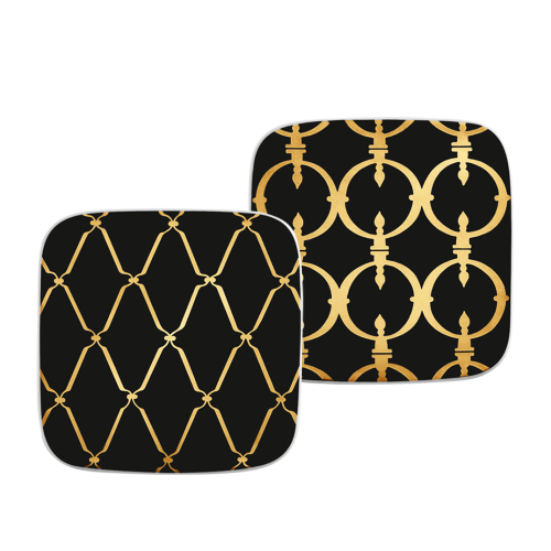 FER FORGÉ Coaster, 2 pieces set