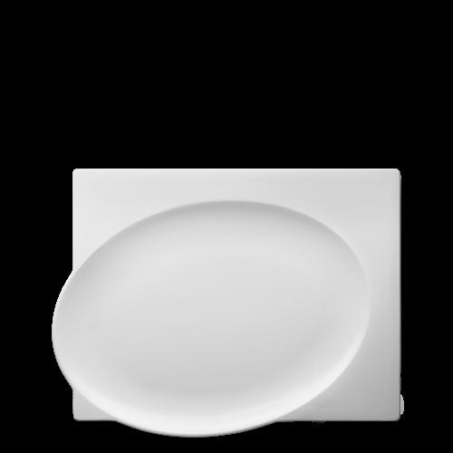 Teller rechteckig