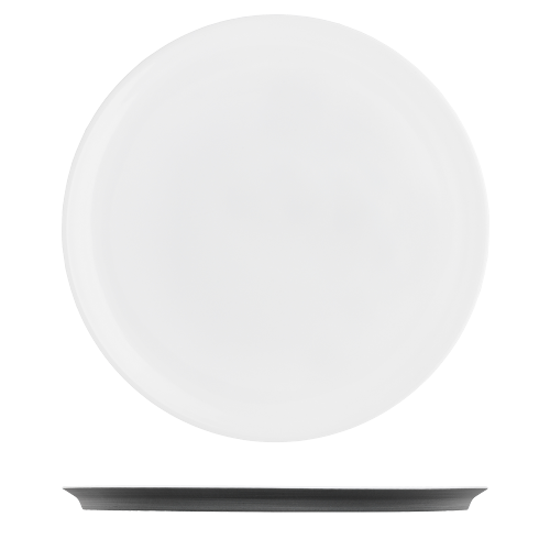 Dinner plate anthracite