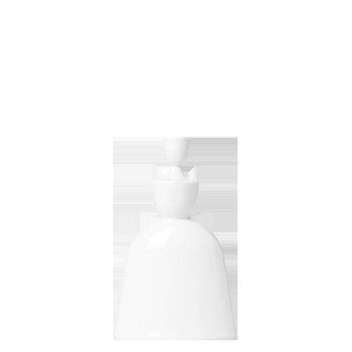 Kerzenleuchter FLORENTINE, weiß