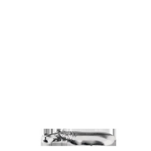 Messerbank Hippo, platin