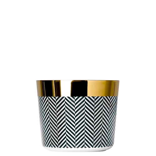 Champagne goblet Fashion Herringbone