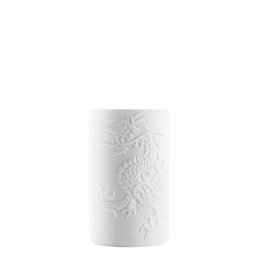 Mug double-walled (relief dragon)