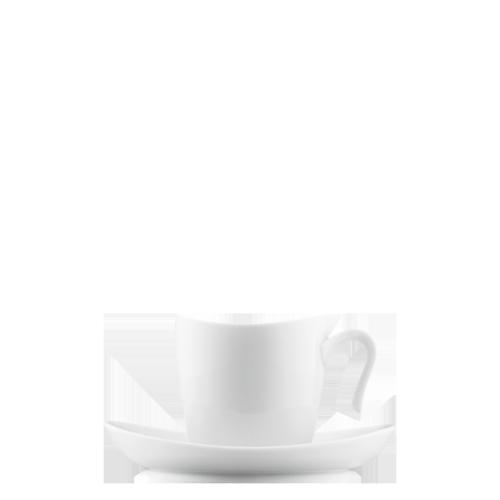 Espresso cup; Saucer