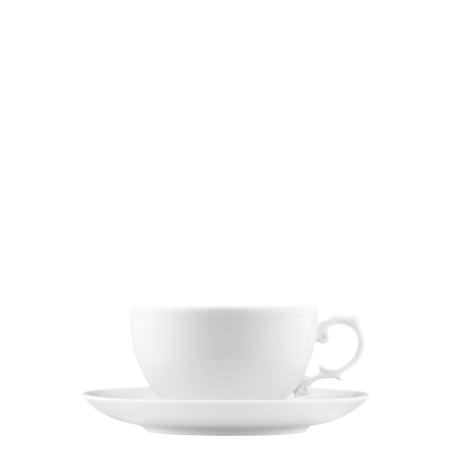 Tea cup, Saucer with insert