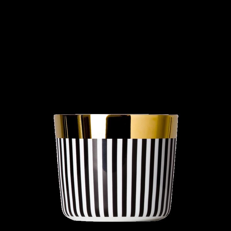 Champagnerbecher CA` D`ORO, Vertical Stripes