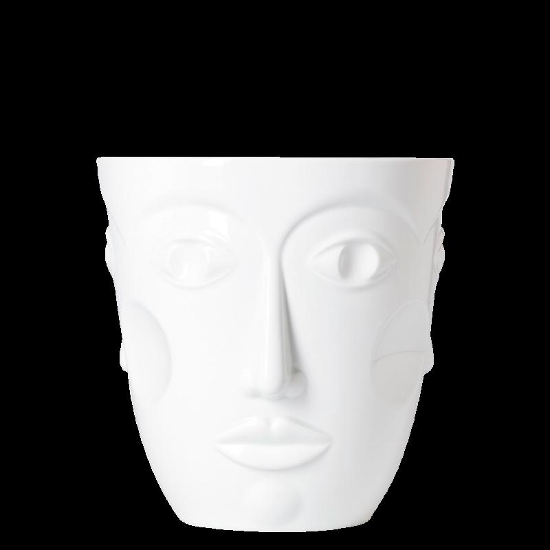 Sp. wine cooler FACES, white