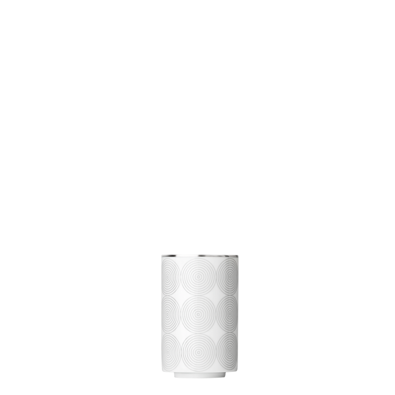Tea strainer beaker