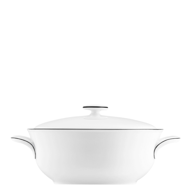 Casserole with lid