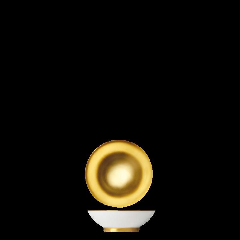 Schale XS innen Gold