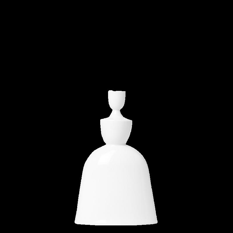 Candleholder FLORENTINE, white