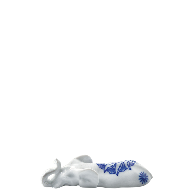 Messerbank Elephant, Wunderkammer