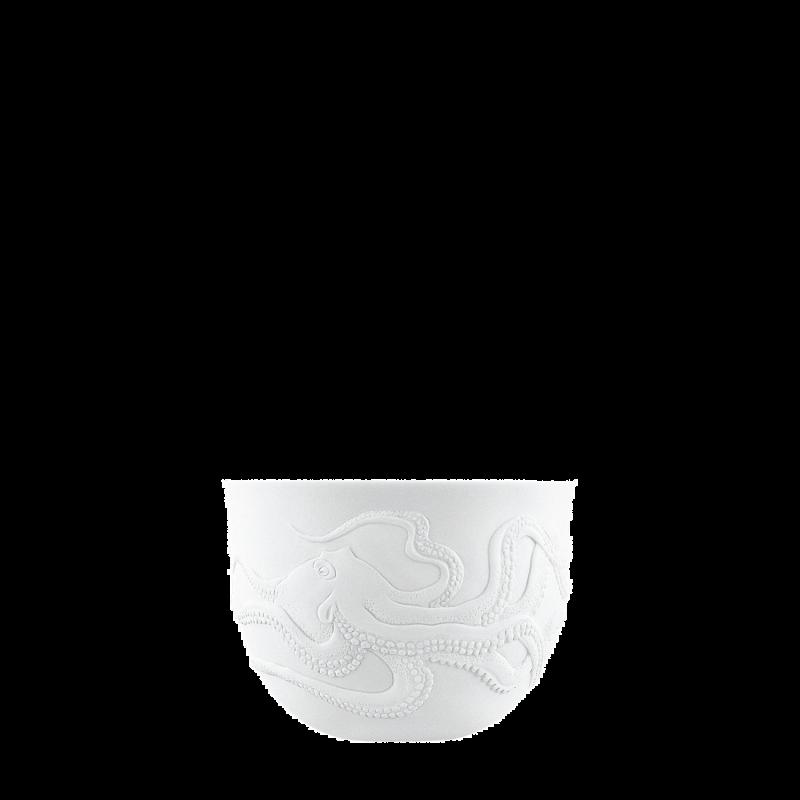 Schale doppelwandig (Relief Krake)