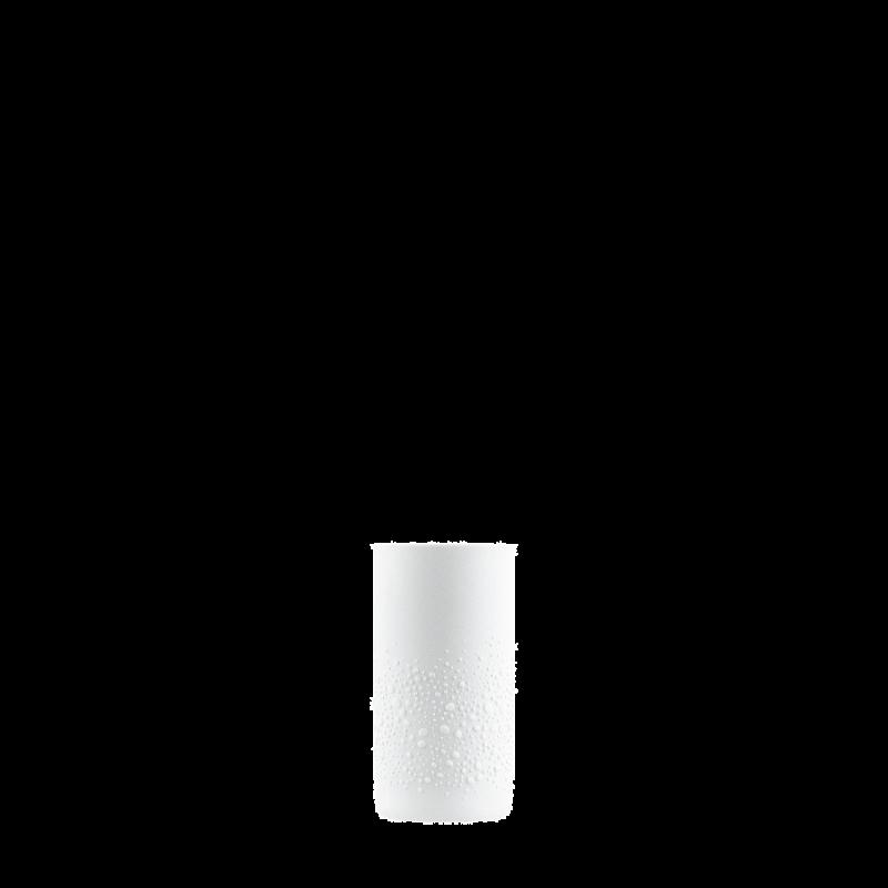 Becher doppelwandig (Relief Languste)