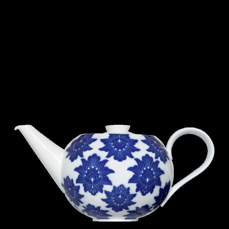 Teekanne mit Sieb