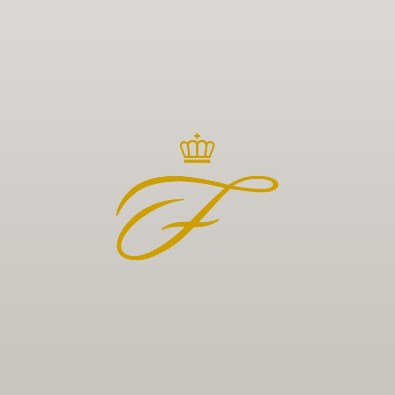 Champagnerbecher CA` D`ORO, vertikal gestreift