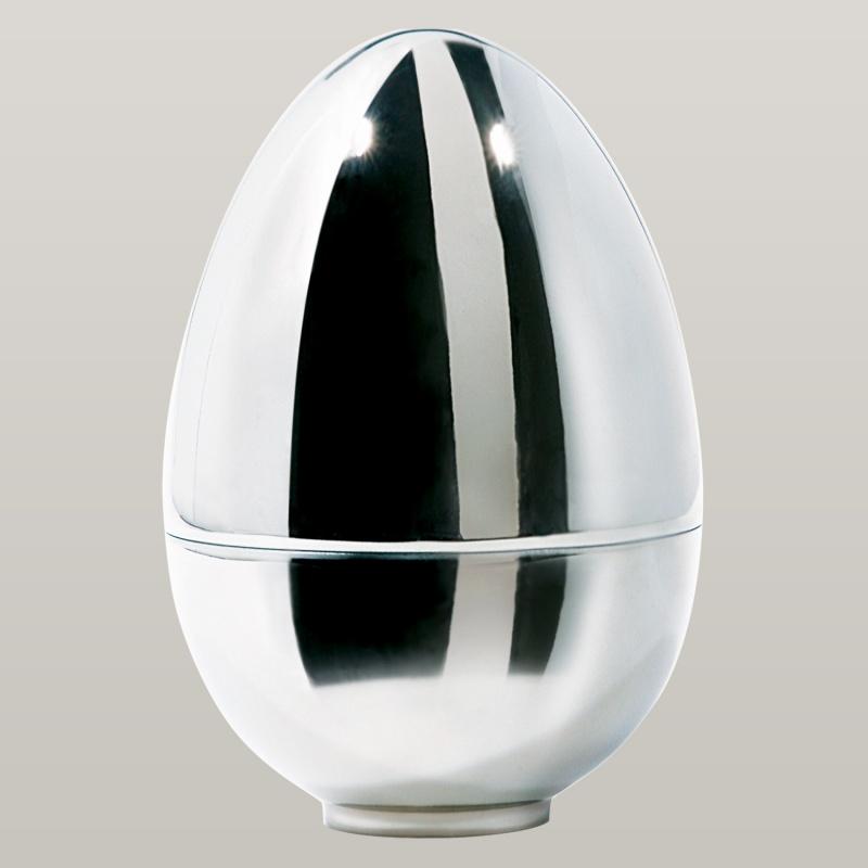 Egg cup platinum
