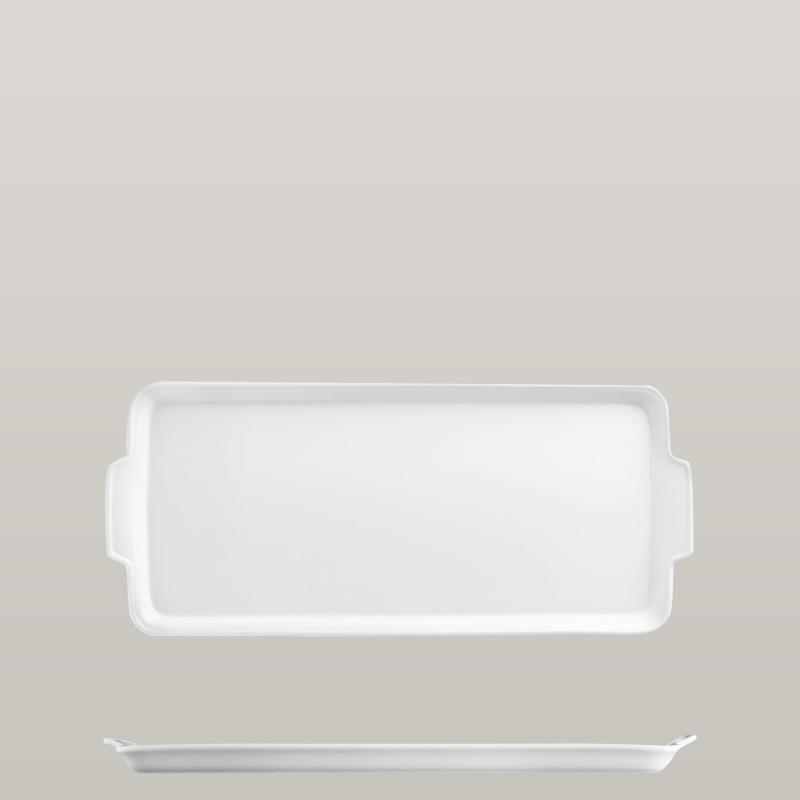 kuchenplatte rechteckig wagenfeld wei jetzt ansehen f rstenberg porzellan. Black Bedroom Furniture Sets. Home Design Ideas