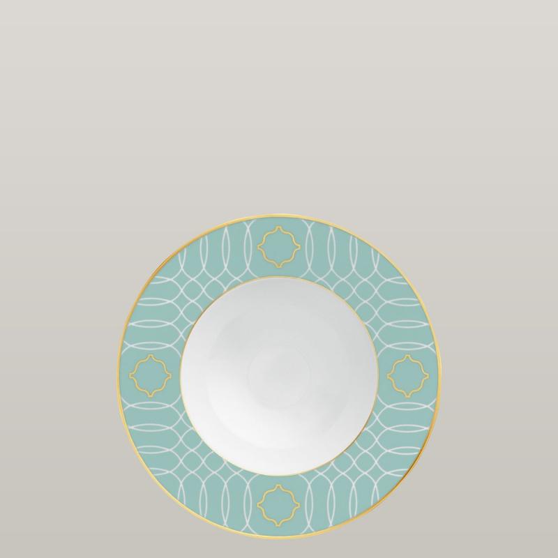Plate deep