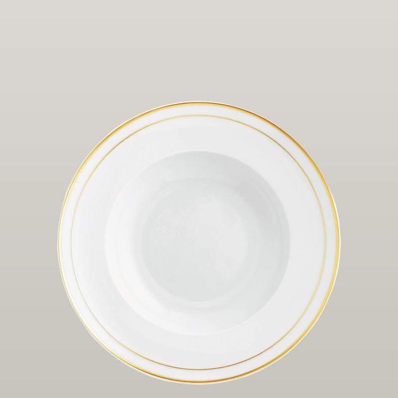 Gourmet plate deep