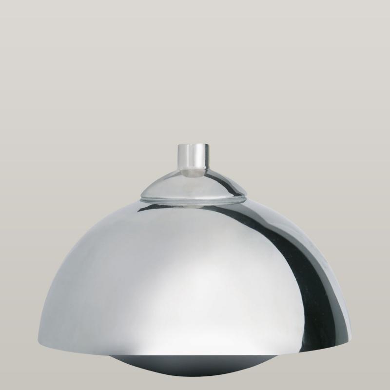 Vase SEDUCTION, platinum