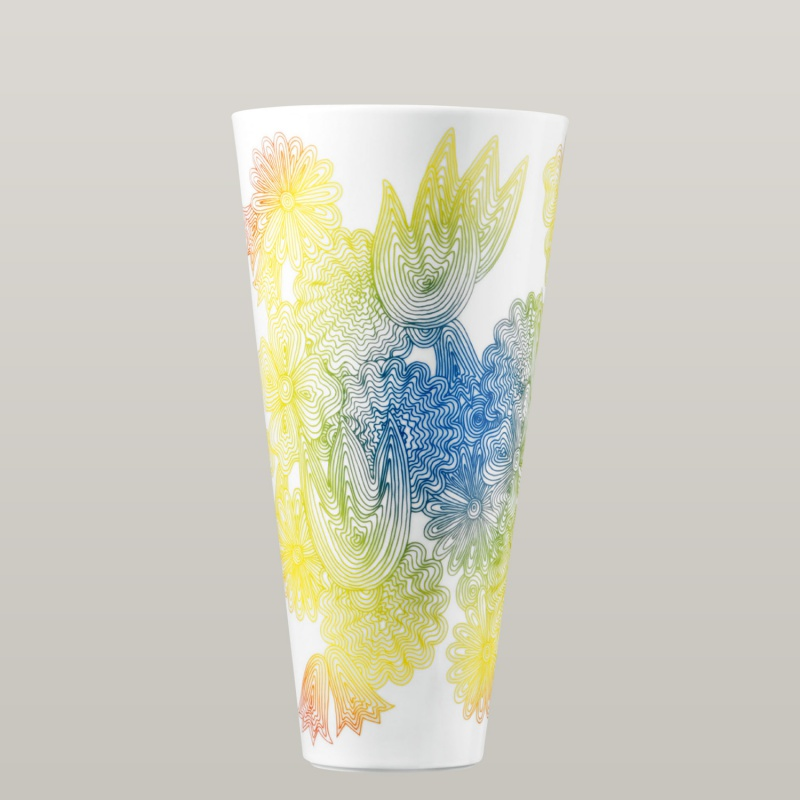 Vase LES FLEURS ARC-EN-CIEL