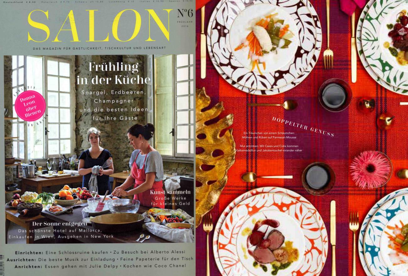 Magazin SALON