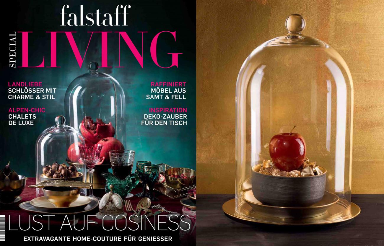 Veröffentlichung in falstaff Living