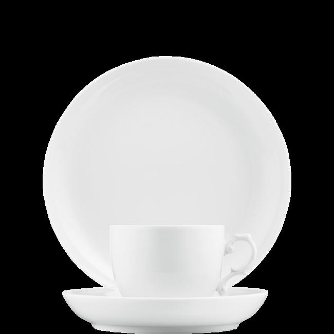 Plate, cup and saucer tableware ALT FÜRSTENBERG