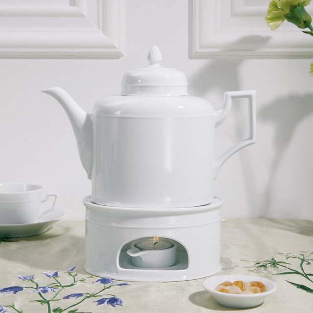 Teapot of FÜRSTENBERG servcie form HERZOG FERDINAND