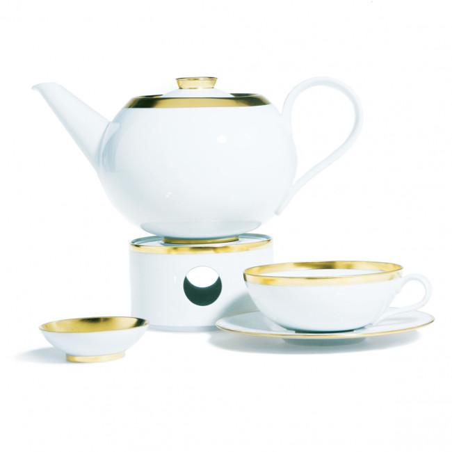 Teapot of My China pattern Treasure Gold