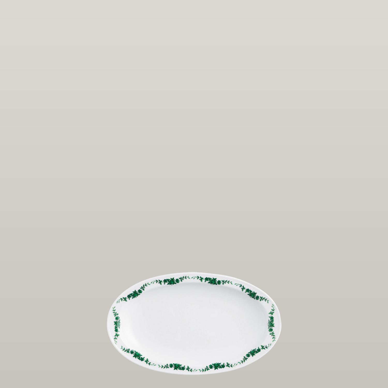 Platter oval
