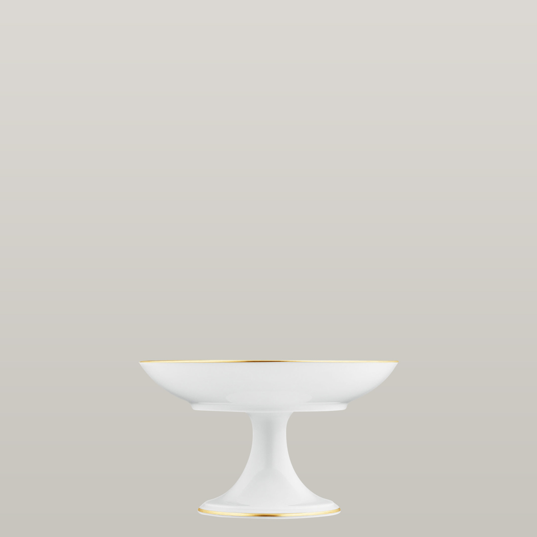 schale auf fu f rstenberg porzellan. Black Bedroom Furniture Sets. Home Design Ideas