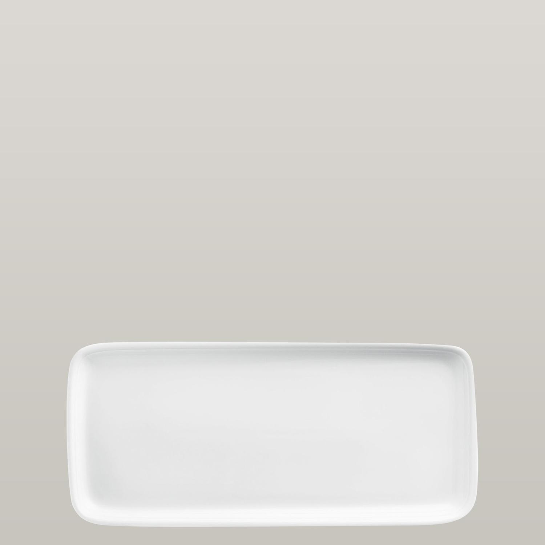 kuchenplatte rechteckig herzog ferdinand wei entdecken f rstenberg porzellan. Black Bedroom Furniture Sets. Home Design Ideas