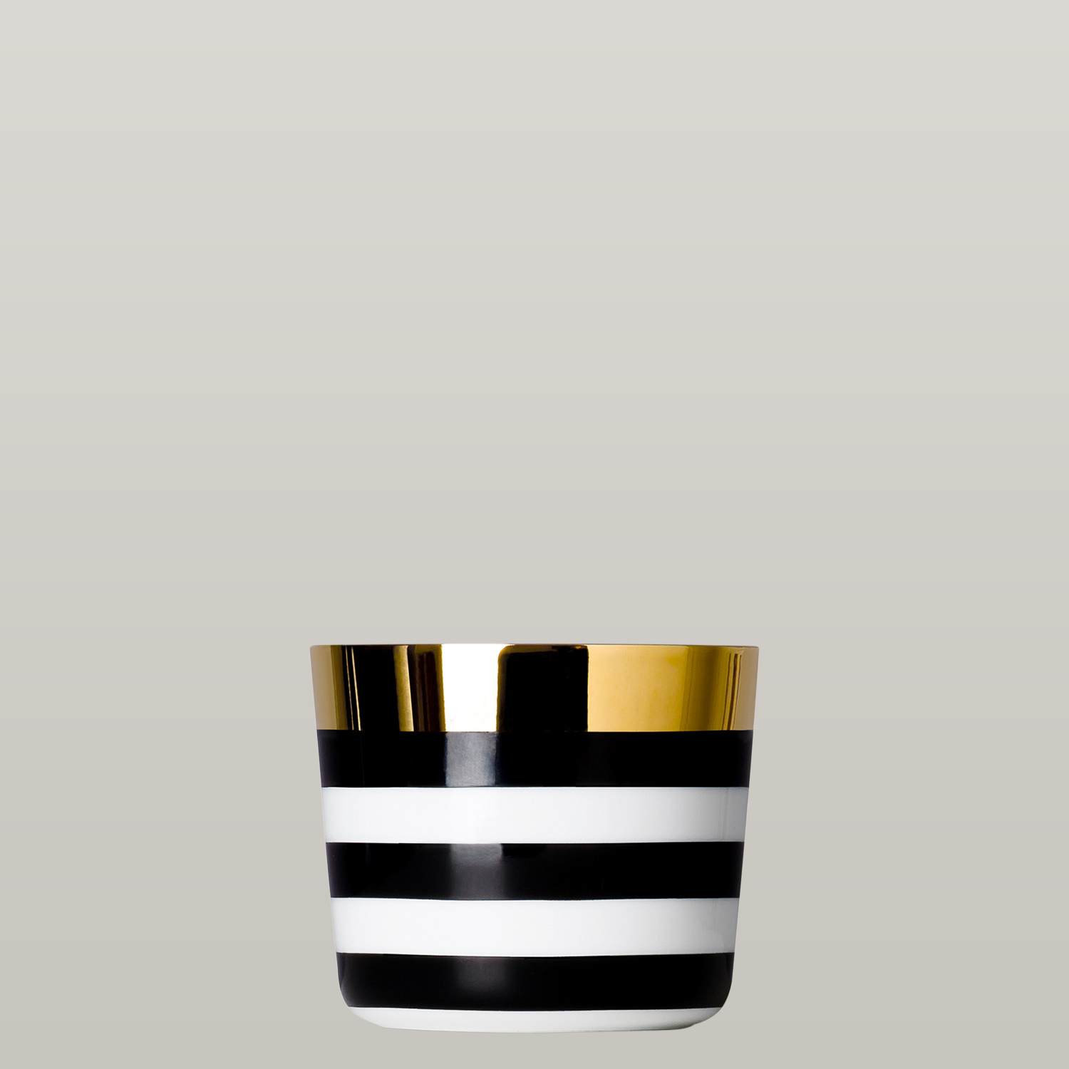 Champagne goblet, CA` D`ORO, cross stripes